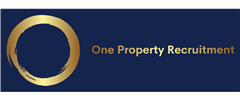 Jobs from ONE PROPERTY RECRUITMENT LTD