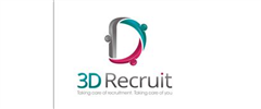 Jobs from 3D RECRUIT LIMITED