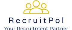 Jobs from RecruitPol Ltd