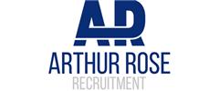Jobs from Arthur Rose Recruitment Ltd