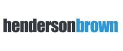 Jobs from Henderson Brown Recruitment Ltd