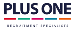 Jobs from Plus One Personnel Limited