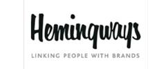 Jobs from Hemingways Marketing Services Ltd