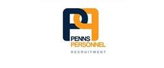 Jobs from Penns Recruitment Ltd