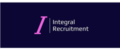 Jobs from Integral Recruitment Ltd