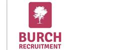 Jobs from Burch Recruitment