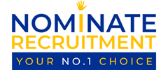 Jobs from Nominate Recruitment Ltd