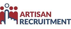 Jobs from Artisan Recruitment Ltd