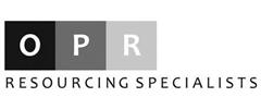 Jobs from OPR Ltd