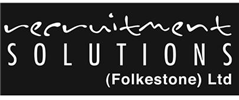 Jobs from Recruitment Solutions (Folkestone) Limited