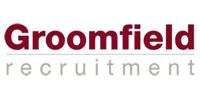 Jobs from Groomfield Recruitment Ltd