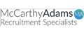 McCarthy Adams Recruitment